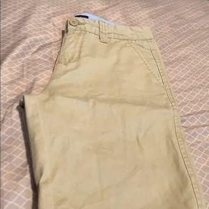 Boys 14 Nautica Khaki Shorts